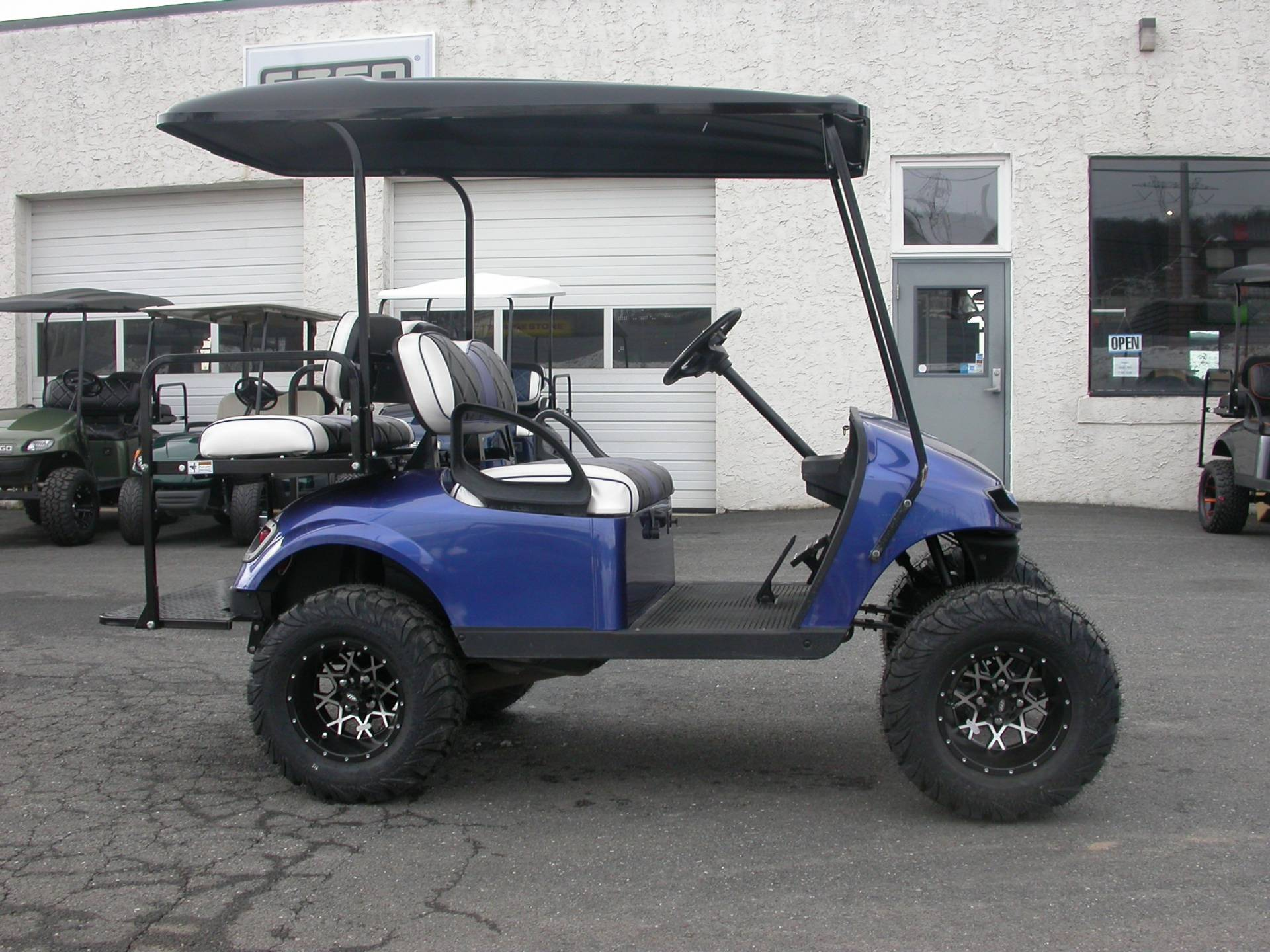 Golf Cart Restoration